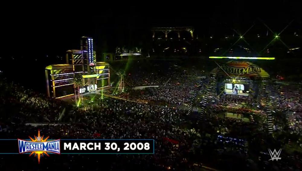 Frame 2.664899 de: Combate: Shawn Michaels vs. Ric Flair