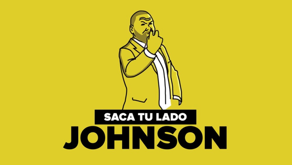 Frame 1.497809 de: Saca tu lado Johnson