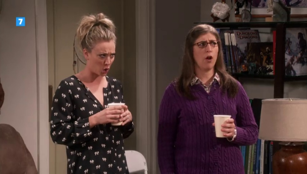 Frame 9.859348 de: Sprint final 'The Big Bang Theory', el domingo en Neox