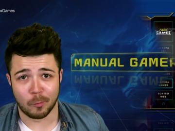Frame 0.0 de: Sergio 'The Catacroquer' te explica en qué consiste LOL, el juego más famoso en el deporte electrónico