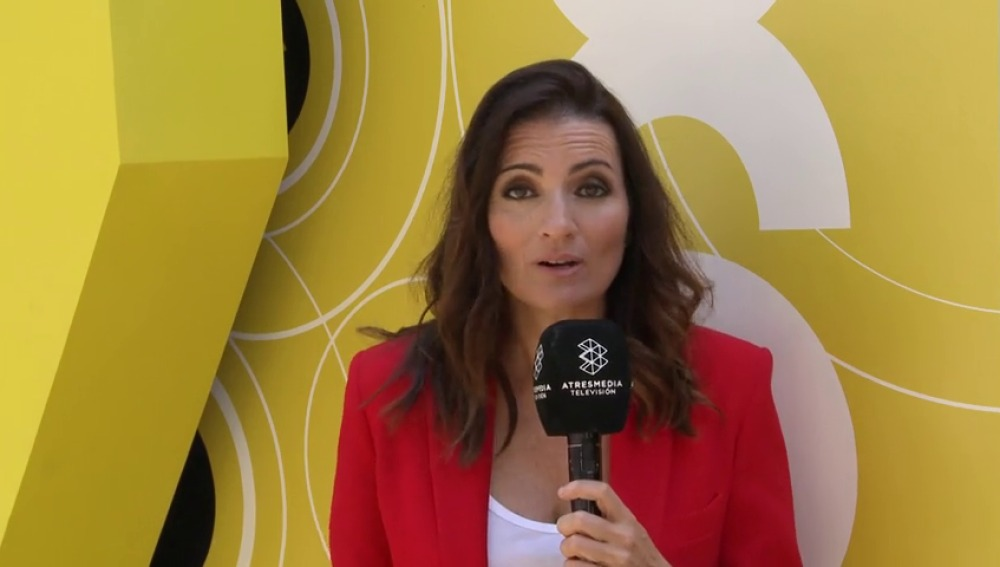 """Frame 18.941233 de: Silvia Abril: """"El humor es signo de inteligencia"""""""