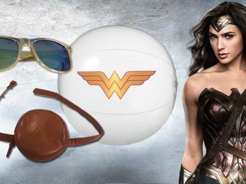 "Consigue este pack de la película ""Wonder Woman"""