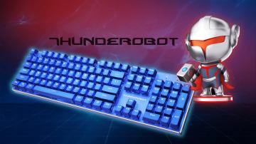 Sorteamos un teclado para gaming y una figura Thunderobot