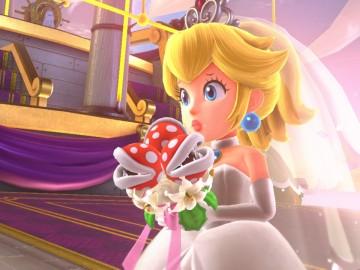 Peach en Super Mario Odyssey