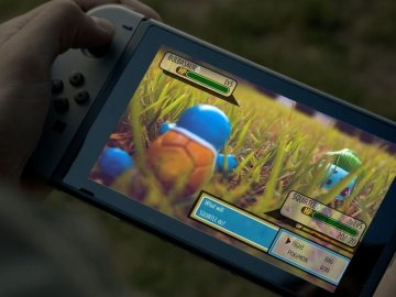 Pokémon en Nintendo Switch
