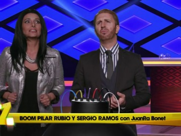 """Sergio Ramos a Pilar Rubio: """"Te quiero más que a mis tatuajes"""""""