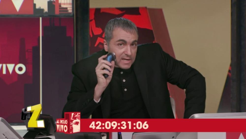 El 'maratoniano' especial informativo de Ferreras en Al Rojo Vivo