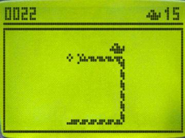 Snake en Nokia 3310