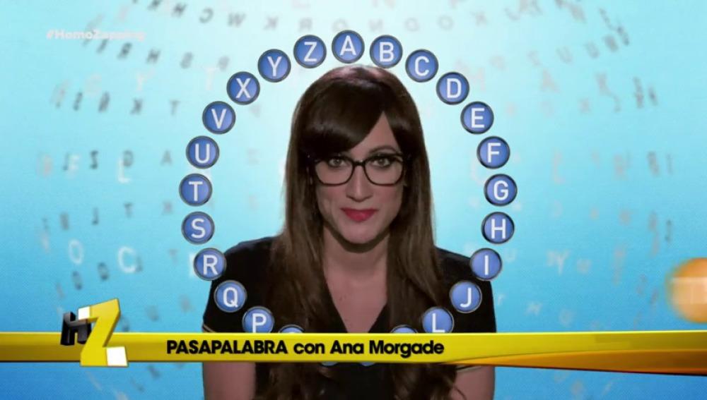 El 'sacrificio' de Ana Morgade