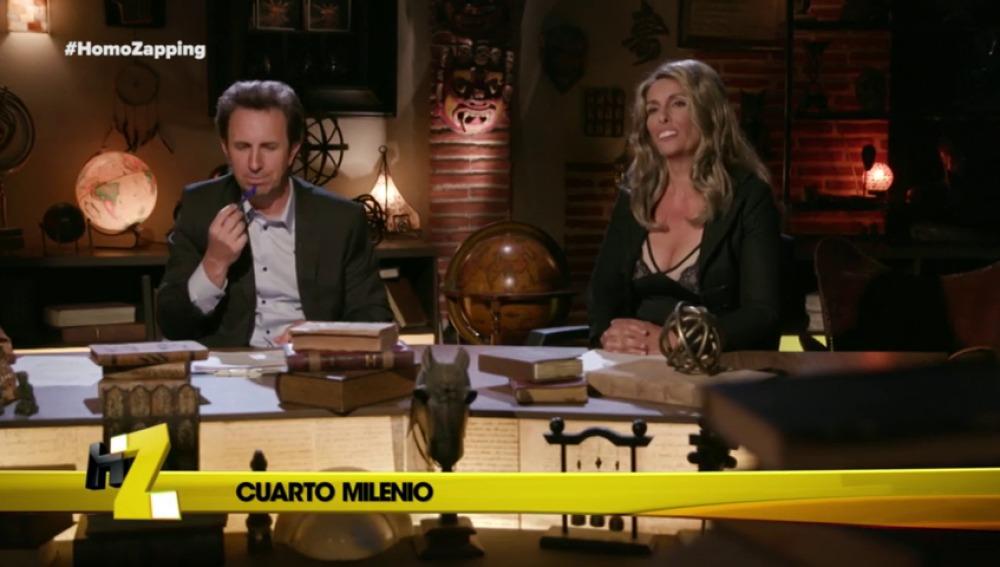 Neox tv cuarto milenio el misterio de las torrijas de for Twitter cuarto milenio