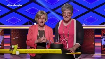 Las abuelas que sorprenden a Juanra Bonet