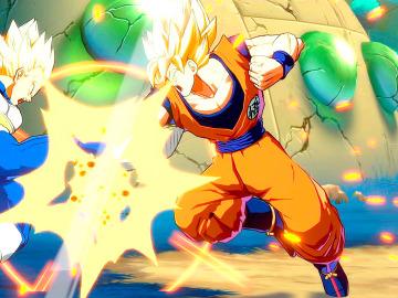 Dragon Ball Z Fighter