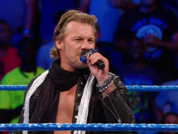 Chris Jericho vuelve a WWE SmackDown Live