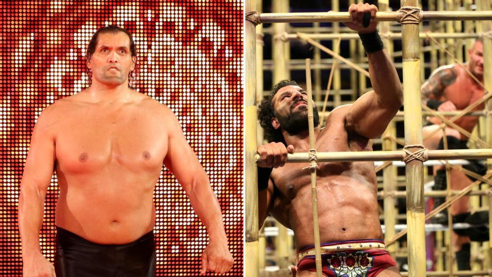 The Great Khali regresa a WWE