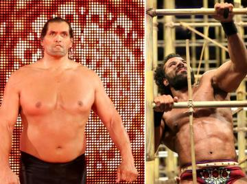 The Great Khali regresa a WWE