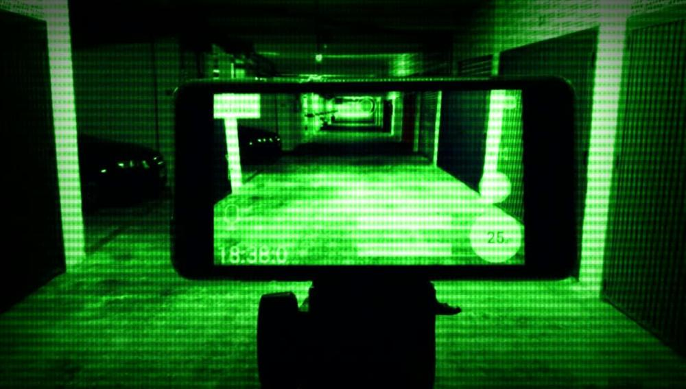 Detector de fantasmas
