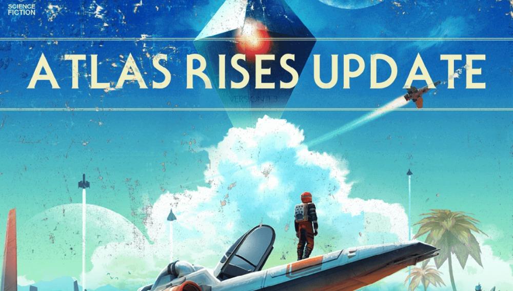No Man's Sky: Atlas Rises