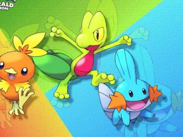 Pokémon de tercera generación