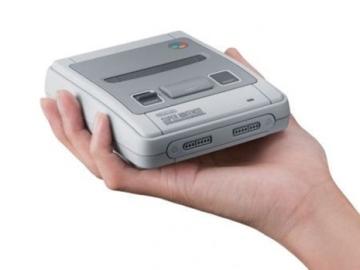Viajamos al pasado con Nintendo Classic Mini