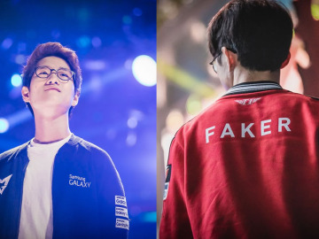 Samusng Galaxy vs SK Telecom T1