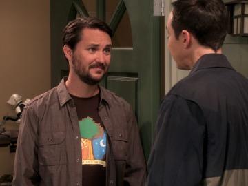 Sheldon se enfrenta a Will Wheaton para ser el nuevo profesor Proton