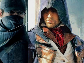 Watch Dogs y Assassin's Creed