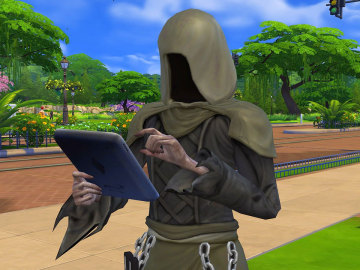 La Muerte en Los Sims