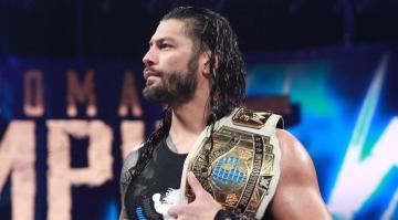 Roman Reigns retiene el campeonato ante Elias Samson
