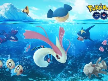Imagen promocional de Pokémon GO