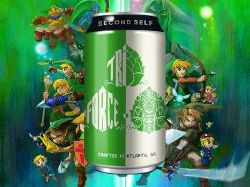 Cerveza Triforce