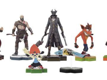 Figuras Totaku de PlayStation