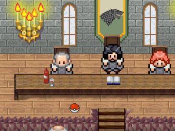 Pokémon convertido en Juego de Tronos