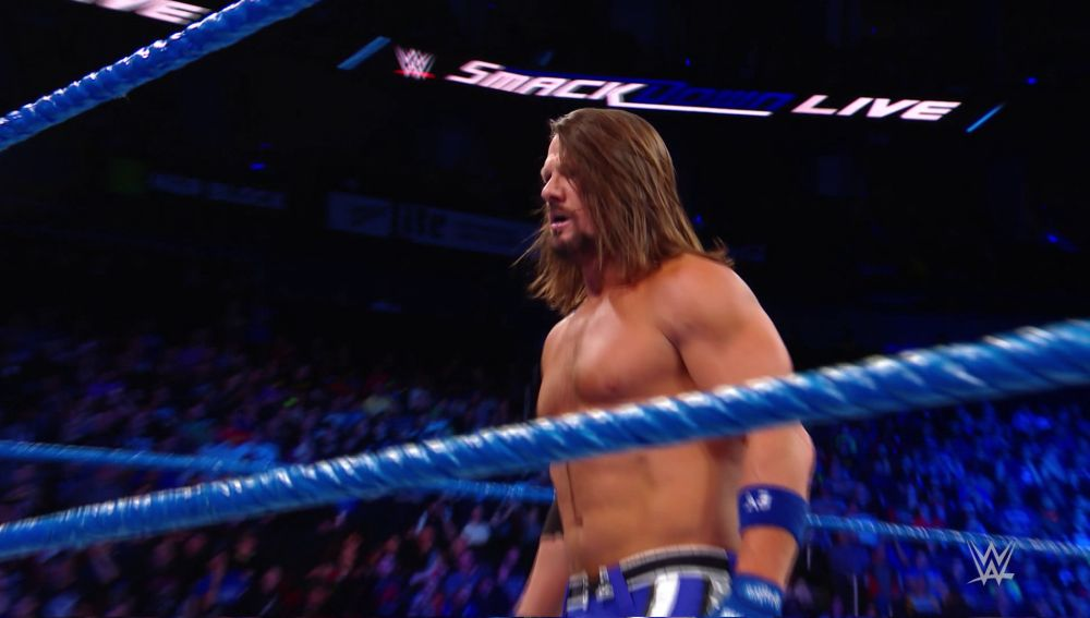 El main event de Fastlane será un AJ Styles vs. Kevin Owens vs. Sami Zayn