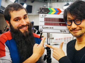 Jordan Vogt-Roberts y Hideo Kojima