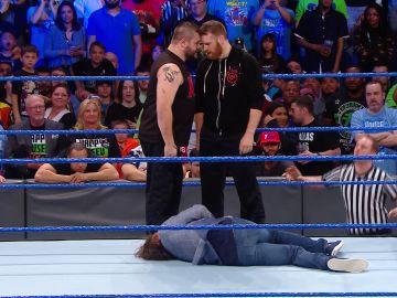 Sami Zayn y Kevin Owens, despedidos de WWE