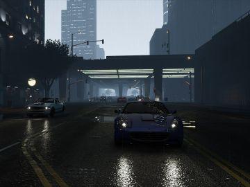 GTA V con NaturalVision Remastered