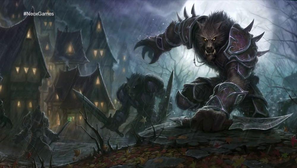 A por la Caza de Monstruos de Hearthstone