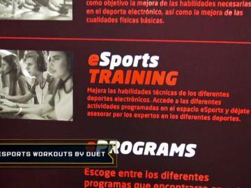 Abre en Barcelona un gimnasio dedicado a los eSports