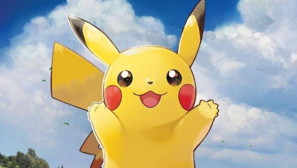 Pokémon Let's Go Pikachu
