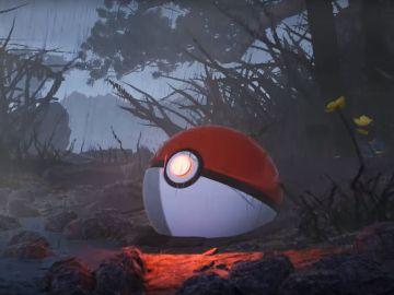 Poké Ball fan en Unreal Engine