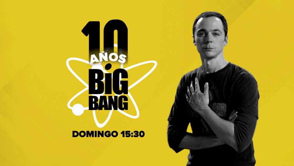 10 años de Big Bang en Neox