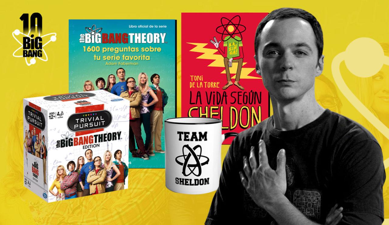Cuidando a Sheldon
