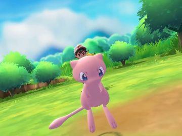Pokémon: Let's Go, Pikachu! y  Pokémon: Let's Go, Eevee!