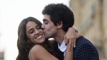 Macarena García y Javier Ambrossi