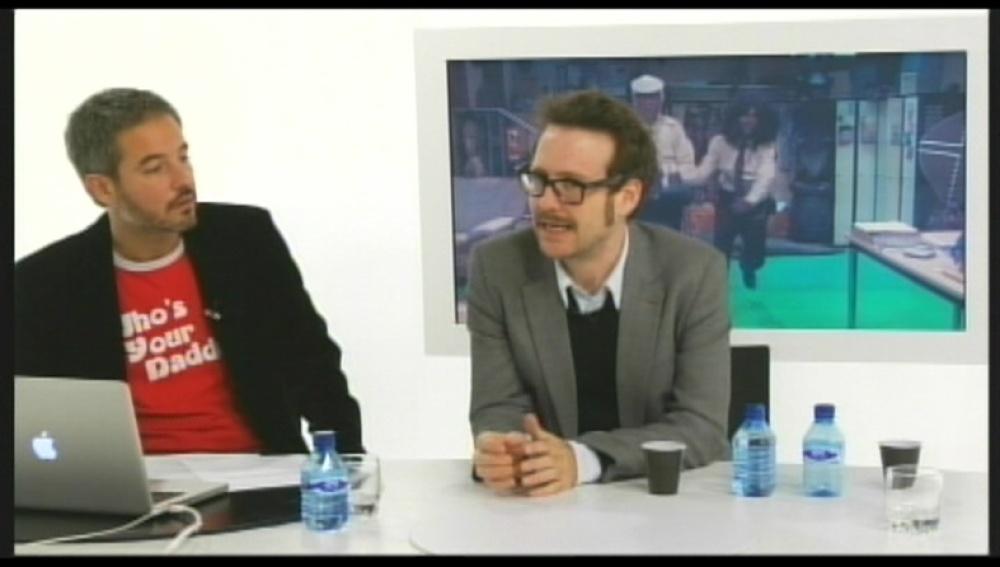 Videoencuentro con Joaquín Reyes. Parte 2