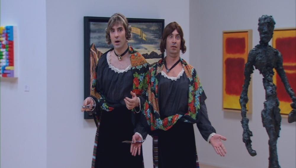 Rosario vuelve al museo