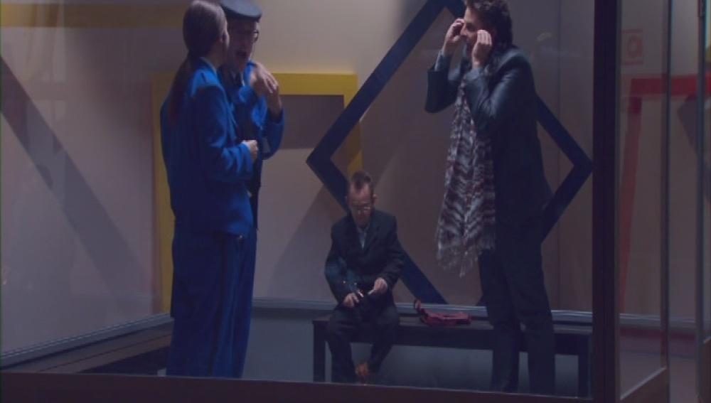 Las historias de Onofre, Emilio y Don Jaime (1x11)