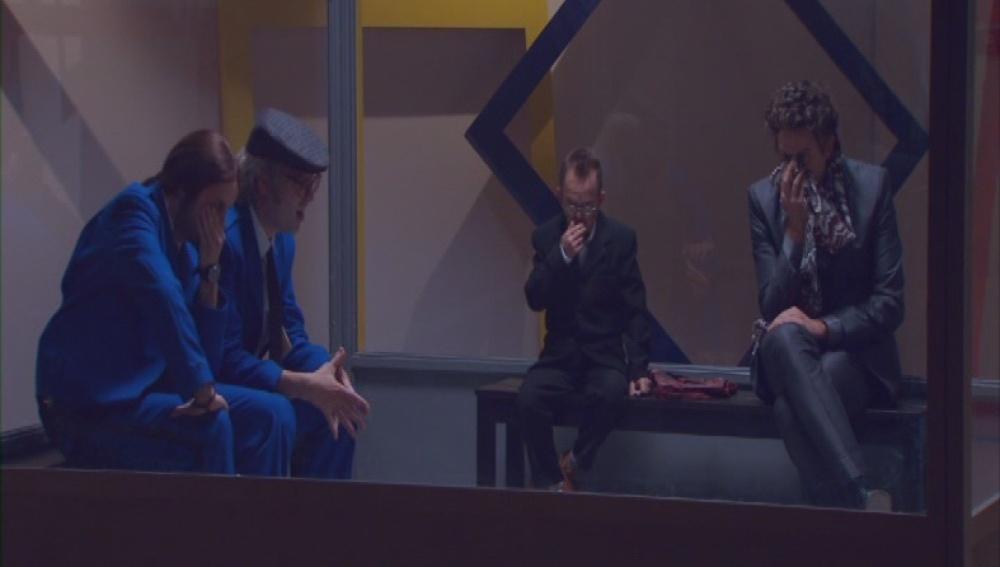 Don Jaime desesperado tras 20 minutos de encierro (1x11)