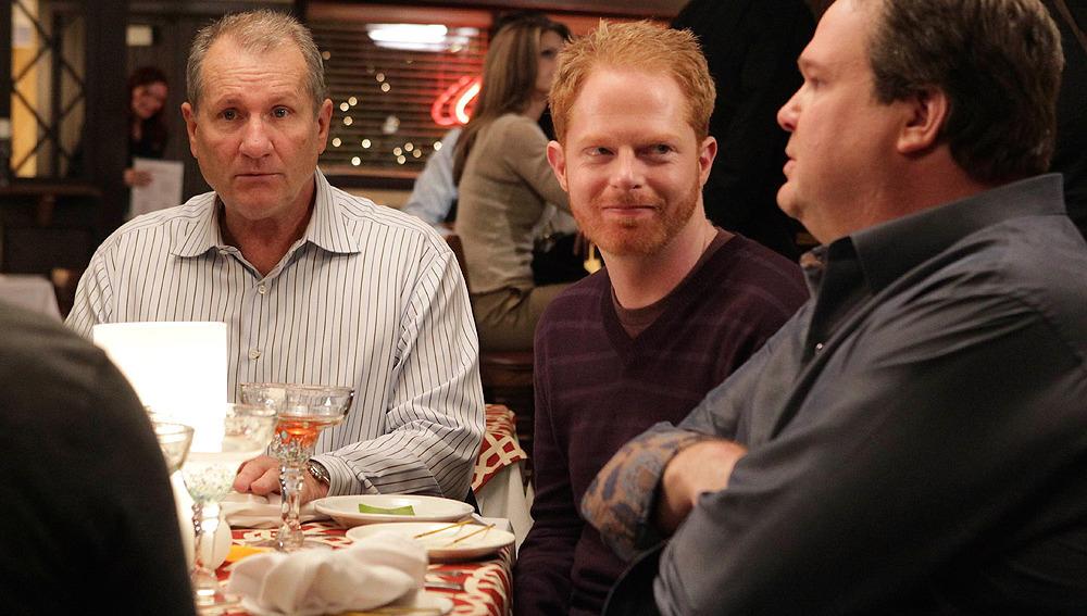 Jay, Mitchell y Cam en 'Noche de chicos'