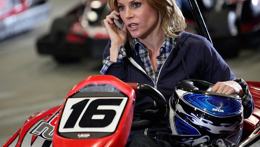 Julie Bowen es Claire Dunphy